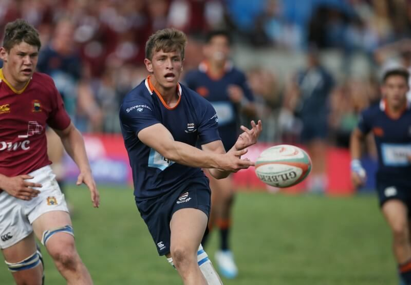 Premier Interschools Rugby between Paul Roos vs. Grey College