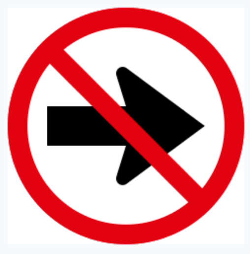 Right Turn Allowed