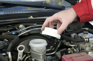 How to Check a Car's Brake Fluid