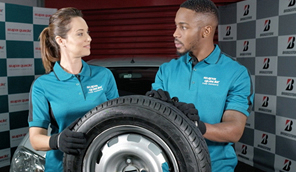 What are the dangers of worn tyres?