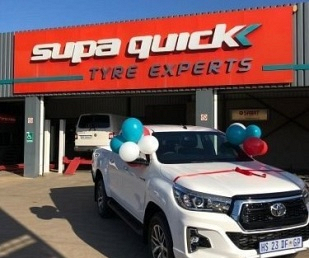 KZN Resident Chooses and Wins a Brand New Toyota Hilux