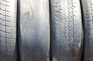 Your Quick Guide to Uneven Tyre Wear