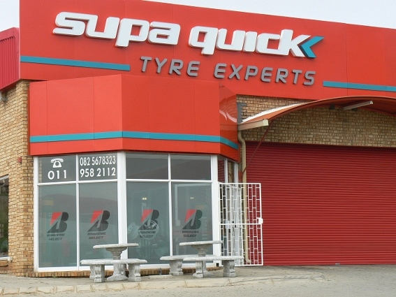 Tyre dealer in Roodepoort